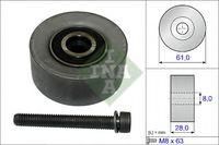 Ролик обводной INA 532047210