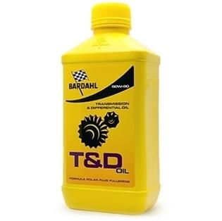 Bardahl T&D Oil 80W-90 (1 l) (art: 421140)