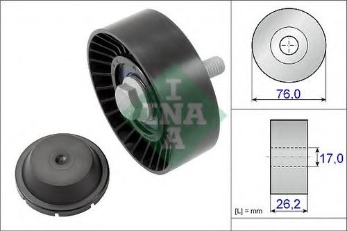 Ролик обводной INA 532063210