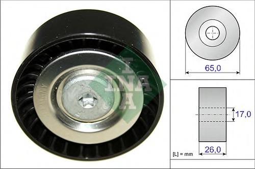 Ролик обводной INA 532057110