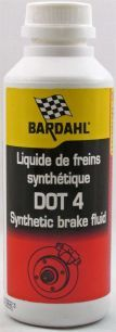 Bardahl Brake Fluid DOT 4 (250 ml) (art: 4990)