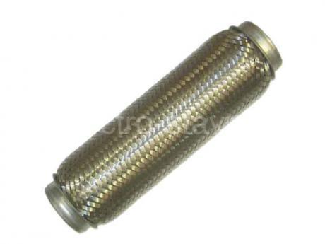 Муфта эластичная на глушитель диаметр 45 длина 230