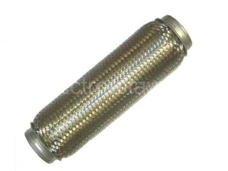 Муфта эластичная на глушитель диаметр 51 длина 200 1й оболочный.
