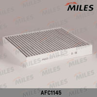 Фильтр салона MILES угольный AFC1145