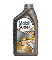 МОТОРНОЕ МАСЛО MOBIL SUPER 3000 X1 5W-40 — 4Л