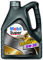 МОТОРНОЕ МАСЛО MOBIL SUPER 3000 X1 FORMULA FE 5W-30 — 4Л